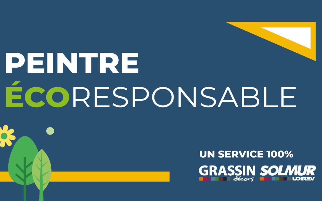 Le Peintre Écoresponsable, un service by Solmur